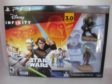 Disney Infinity 3.0 Star Wars Pack (SEALED) - PS3 Accessory
